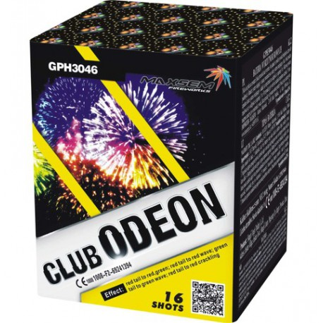 CLUB ODEON Клуб Одеон (GPH 3046)