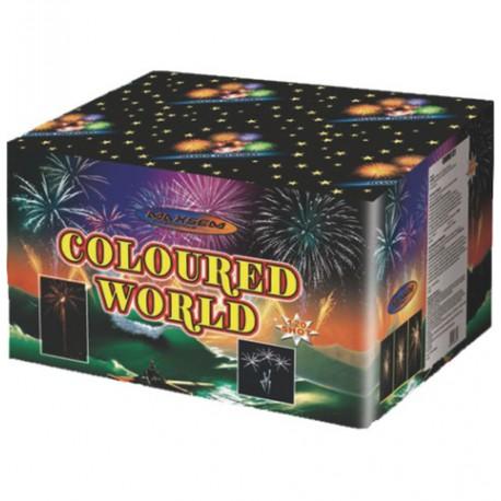 COLOURED WORLD Цветной Мир (GWM6121)