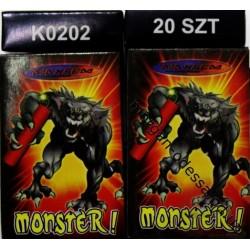 петарда MONSTER K0202