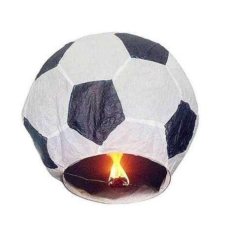 """Небесный фонарик """" Футбольный мяч """""""