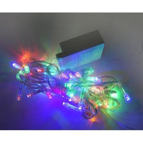 Гирлянда Нить LED 60 мульти