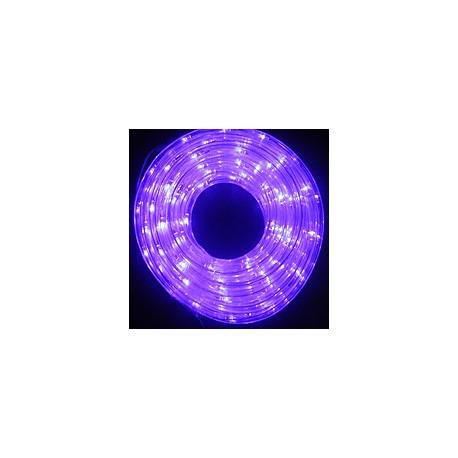 "Шланг ""Дюралайт"" 10 м 2-х жильный фиолет"