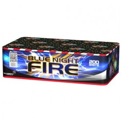 BLUE NIGHT FIRE MC149
