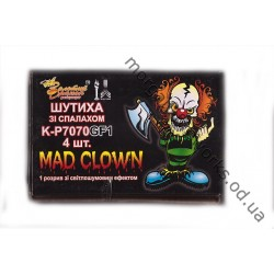 Mad Clown - шутиха со вспышкой