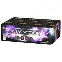 ARMAGEDON 300 выстрелов (MC 147)