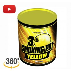 Цветной дым - Желтый MA0510/Y