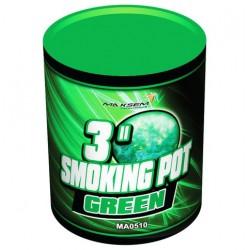 Цветной дым - Зеленый MA0510/G