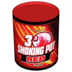 Цветной дым - Красный MA0510/R