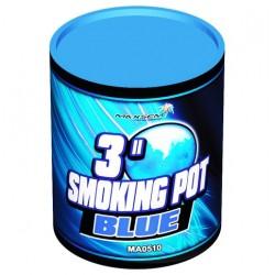 Цветной дым - Голубой MA0510/B