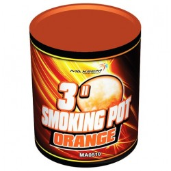 Цветной дым - Оранжевый MA0510/O