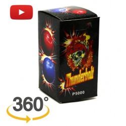 Thunderbolt P 5000 - Удар молнии