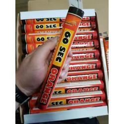 Цветной дым - Оранжевыйвый 60 сек MA0512 / Orange