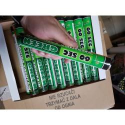 Цветной дым - Зеленый 60 сек