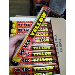 Цветной дым - Желтый 60 сек MA0512 / Yellow