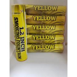 Цветной дым - Желтый MA0513/Y