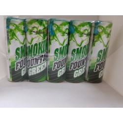 Цветной дым - зеленый MA0509/G