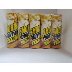 Цветной дым - желтый MA0509/Y