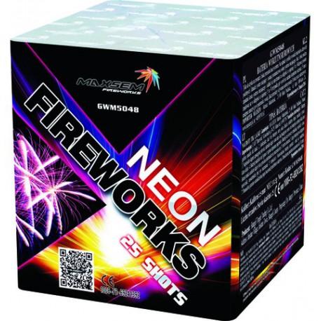 NEON FIREWORKS Неоновый фейерверк (GWM5048)