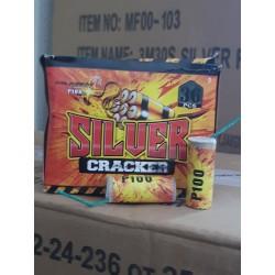 Петарда P 100 Silver Cracker
