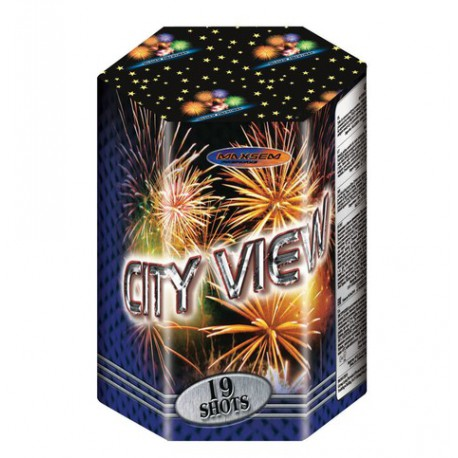 CITY VIEW Вид на город (GWM 5016)