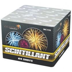 SCINTILLANT 64 выстрела (MC116)