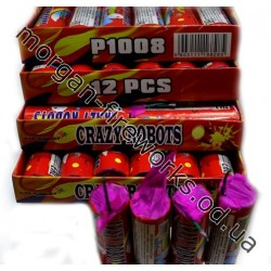 Петарда CRAZY ROBS P1008