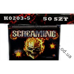 Петарда SCREAMING K0203/5