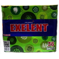 EXELENT 36 выстрелов
