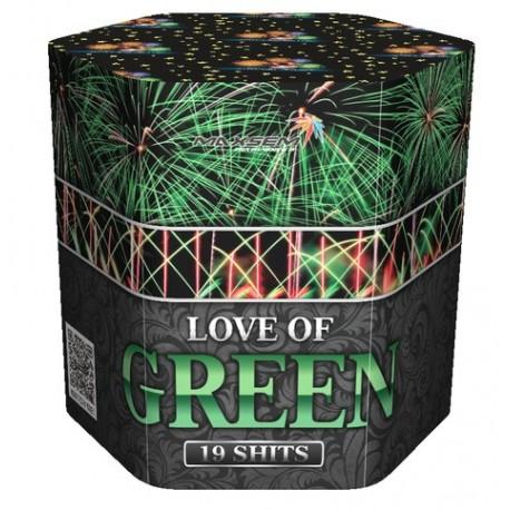 LOVE OF GREEN SB-19-03