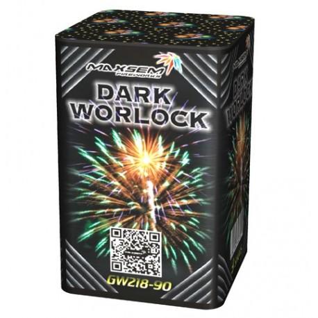 DARK WORLOCK RED Темный красный маг (GW 218-90)
