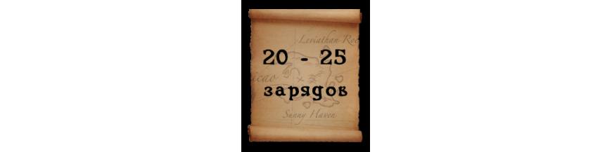 Категория 20 - 25 зарядов
