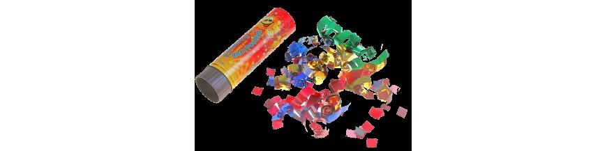 Категория Хлопушки и конфети