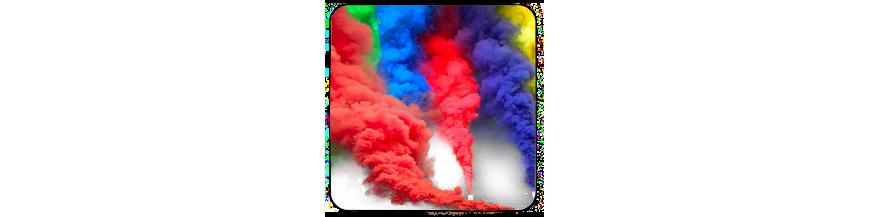 Категория Цветной дым